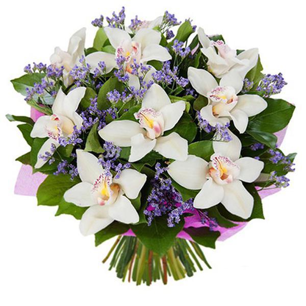 Купить букет в салоне цветов недорого москва