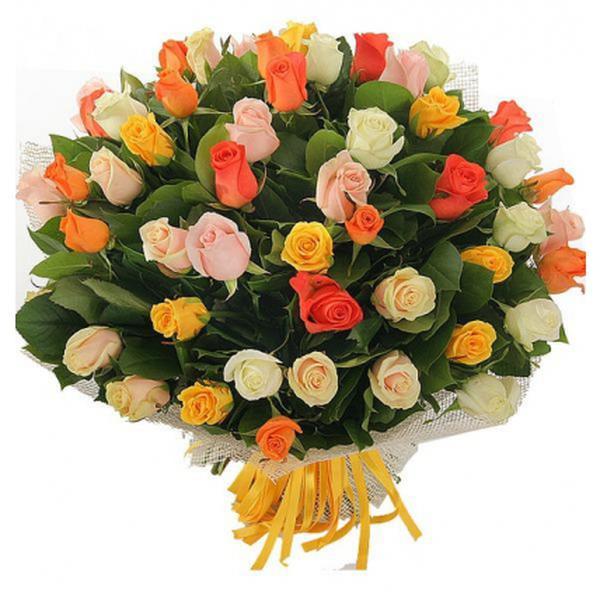 Открытки букета цветов с днем рождения
