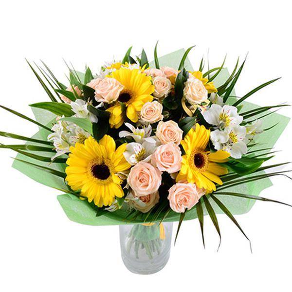 Оптовая продажа, недорогие букеты цветов с доставкой минск