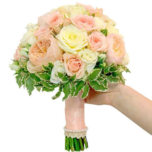 Магазин, свадебный букет невесты в санкт-петербурге недорого